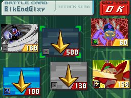 Mega Man Star Force 3 Black Ace Screenshots