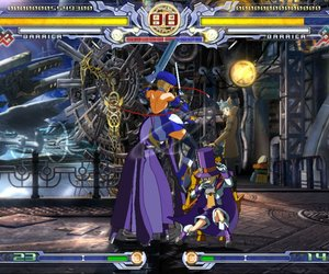 BlazBlue: Calamity Trigger Files