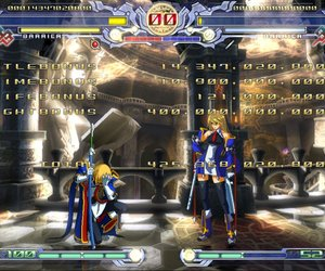 BlazBlue: Calamity Trigger Screenshots