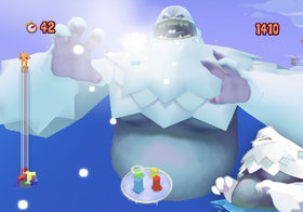 Roogoo Twisted Towers Screenshot from Shacknews