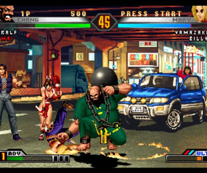 The King of Fighters '98 Ultimate Match Screenshots