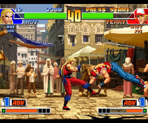 The King of Fighters '98 Ultimate Match Chat