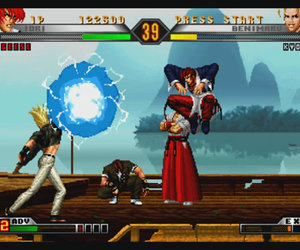 The King of Fighters '98 Ultimate Match Files