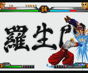 The King of Fighters '98 Ultimate Match Videos