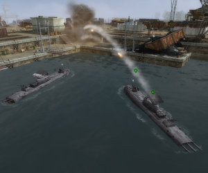 Men of War: Red Tide Screenshots