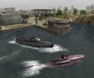 Men of War: Red Tide Screenshots