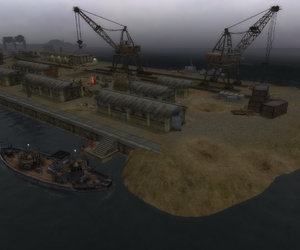 Men of War: Red Tide Files