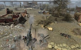 Men of War Red Tide Screenshot from Shacknews