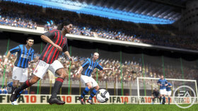 FIFA Soccer 10 Screenshot from Shacknews