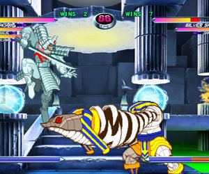 Marvel vs. Capcom 2 Screenshots