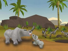 SimAnimals Africa Screenshot from Shacknews