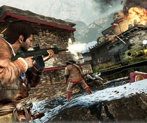 Uncharted 2: Among Thieves Files