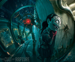BioShock 2 Screenshots