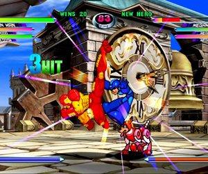 Marvel vs. Capcom 2 Chat