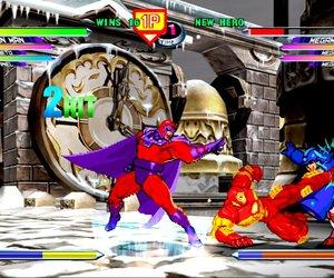Marvel vs. Capcom 2 Screenshots