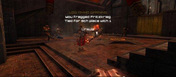 Quake Arena Arcade News