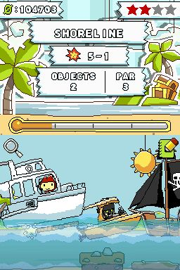 Scribblenauts Screenshots