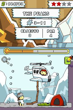 Scribblenauts Files