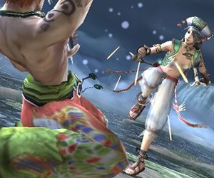 Soul Calibur: Broken Destiny Screenshots