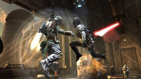 Star Wars: The Force Unleashed - Ultimate Sith Edition Screenshot from Shacknews