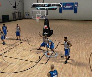 NBA 2K10: Draft Combine Chat
