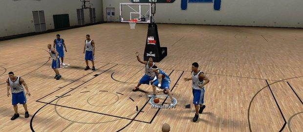 NBA 2K10: Draft Combine News