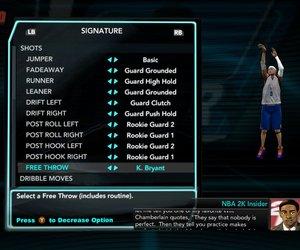 NBA 2K10: Draft Combine Videos