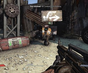 Borderlands Screenshots