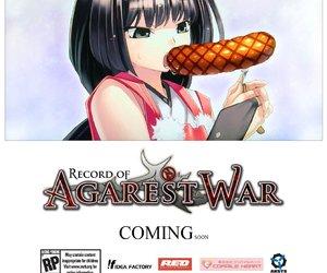 Record of Agarest War Screenshots