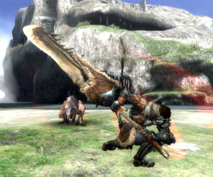 Monster Hunter Tri Screenshots