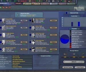 Hearts of Iron III Screenshots