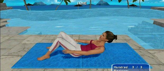 Daisy Fuentes Pilates News