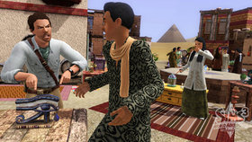 The Sims 3 World Adventures Expansion Pack Screenshot from Shacknews