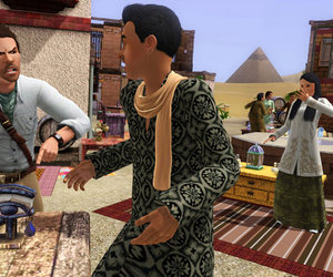 The Sims 3 World Adventures Videos