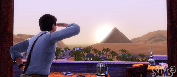 The Sims 3 World Adventures News