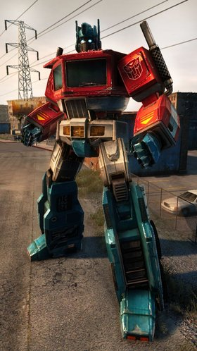 Transformers: The Game Screenshot from Shacknews