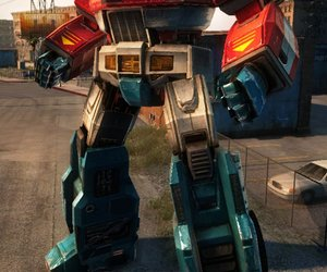 Transformers: The Game Files
