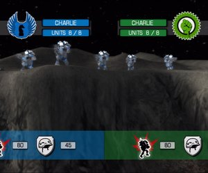 Military Madness: Nectaris (2009) Screenshots