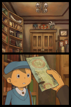 Professor Layton and the Diabolical Box Videos
