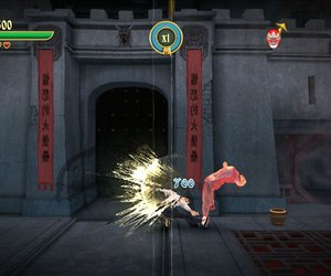 Invincible Tiger: The Legend of Han Tao Screenshots