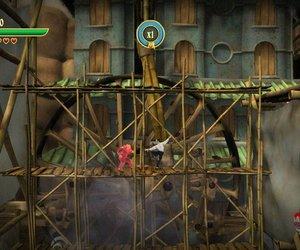 Invincible Tiger: The Legend of Han Tao Screenshots
