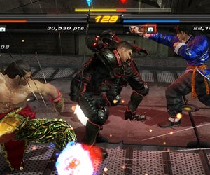 Tekken 6 Screenshots