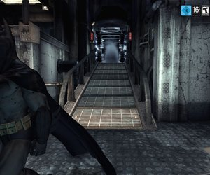 Batman: Arkham Asylum Screenshots