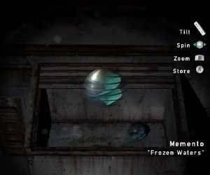 Silent Hill: Shattered Memories Files