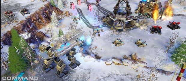 Command & Conquer 4: Tiberian Twilight News