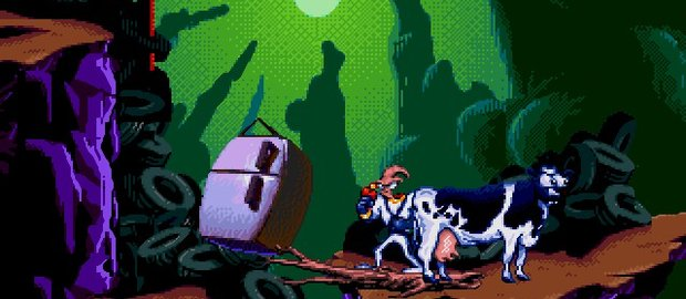 Earthworm Jim News