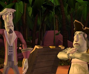 Tales of Monkey Island - Chapter 2: The Siege of Spinner Cay Screenshots