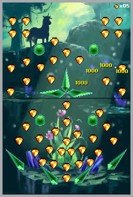 Peggle: Dual Shot Screenshots