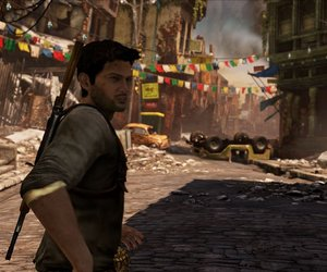 Uncharted 2: Among Thieves Screenshots