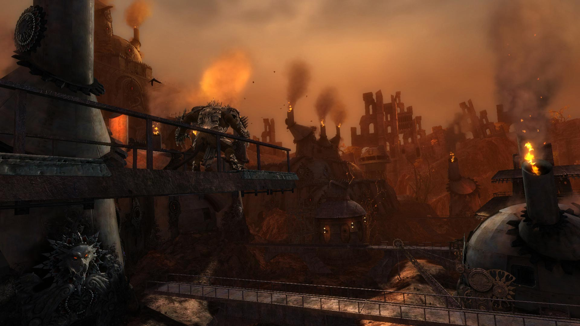 Guild Wars 2 Key (Digital Deluxe Edition) Screenshot 2. Guild Wars 2